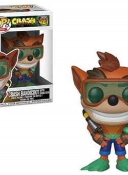 crash bancidoot funko