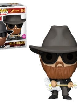Funko POP! Rocks: Billy Gibbons (ZZ Top) figura