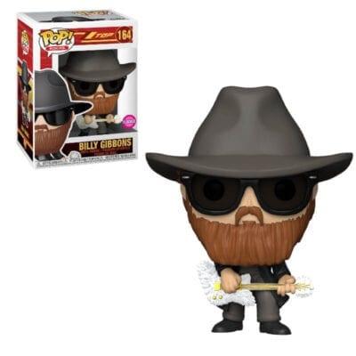 Funko POP! Rocks: Billy Gibbons (ZZ Top) figura