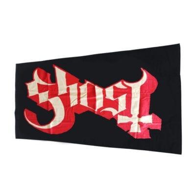 ghost logo ručnik