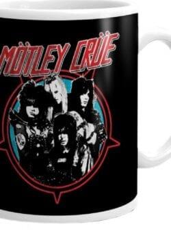 Motley Crue HEAVY METAL POWER šalica