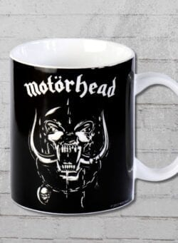 motorhead šalica