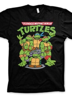 ninja turtles majica