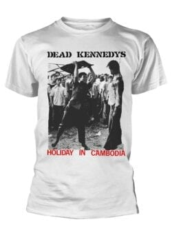 dead kennedys holiday in cambodia majica