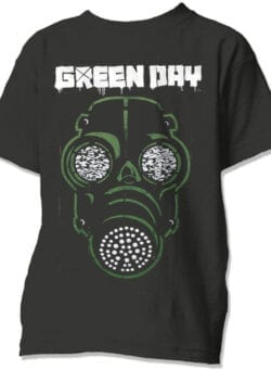 green day mask majica