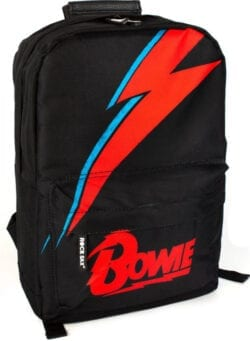 David Bowie - Lightning Flash ruksak