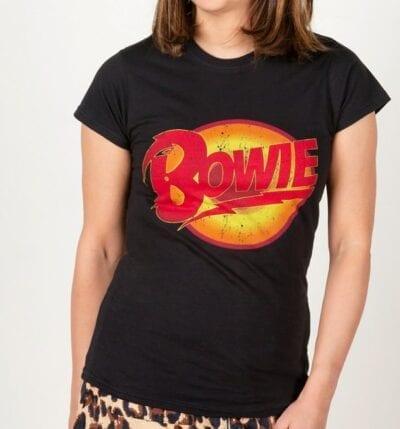 david bowie diamond dogs ženska majica