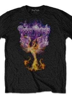 deep purple phoenix rising majica