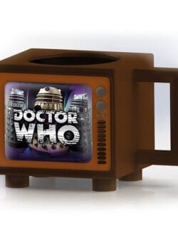 doctor who heat change šalica