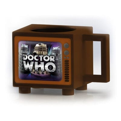 doctor who heat change šalica