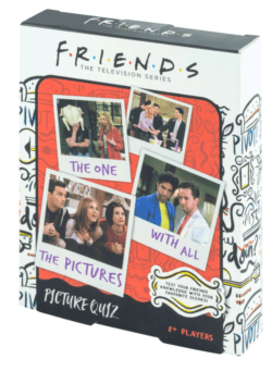 friends picture quiz
