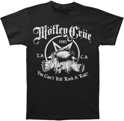 motley crue rock and roll