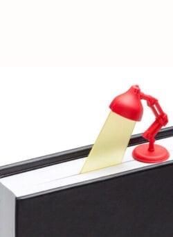 Bookmark lampa