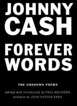 johnny cash unknown poems