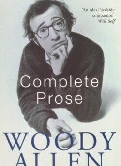 woody allen complete prose