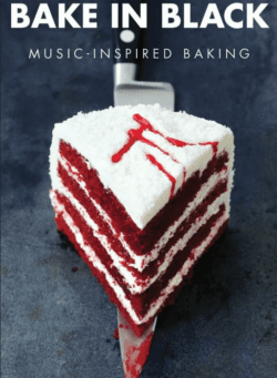 Bake in Black: Music-Inspired Baking