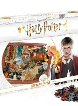 Harry Potter - Hogwarts Puzzle