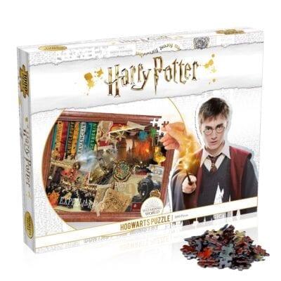 Harry Potter - Hogwarts Puzzle