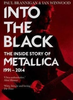 metallica into the black