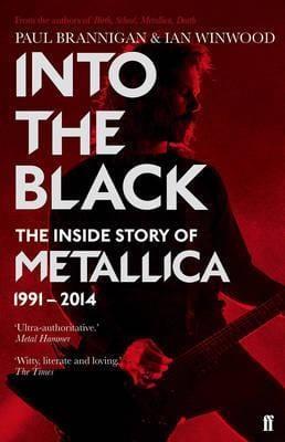 metallica into the black