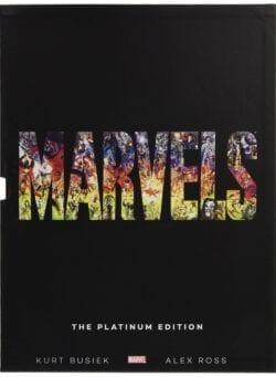 marvels platinum edition