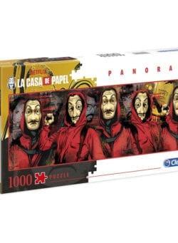 money heist puzzle