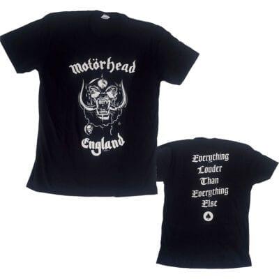motorhead england majica