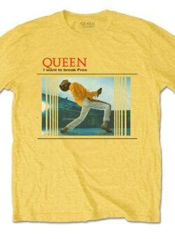 queen break free majica