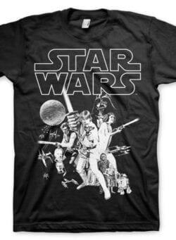 star wars classic majica
