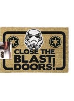 star wars otirač close the blast doors