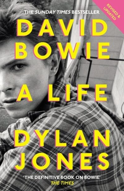 """""""David Bowie - A Life"""" is an epic, unforgettable cocktail-party conversation about a man whose enigmatic shapeshifting and irrepressible creativity produced one of the most sprawling, fascinating lives of our time"""