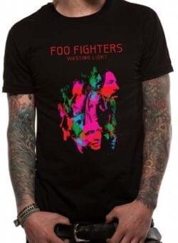 foo fighters wasting light majica