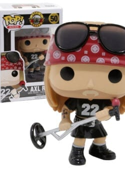 Funko POP! Rocks: Axl Rose (Guns n' Roses)