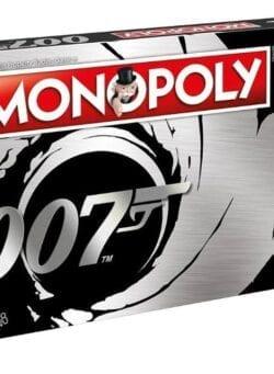 james bond monopoly