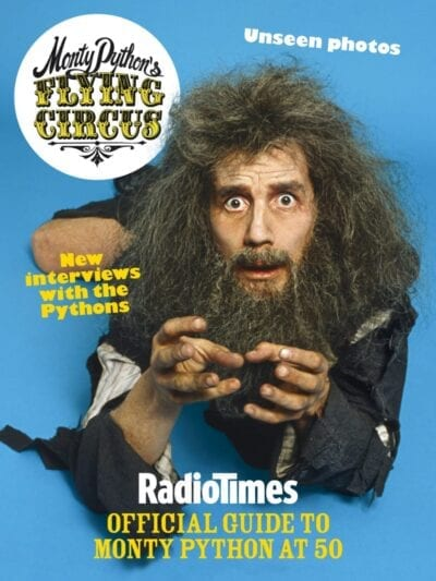 Radio Times Official Guide to Monty Python at 50