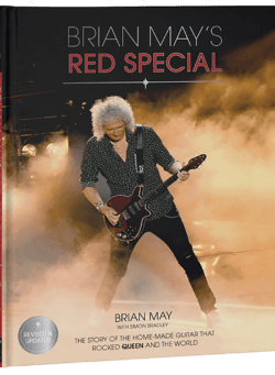 Brian May's Red Special - revised & updated (tvrdi uvez)