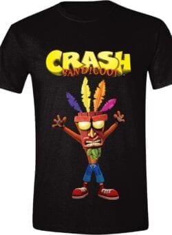 crash bandicoot majica