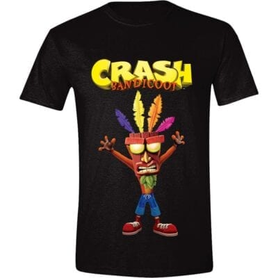 crash bandicoot majica