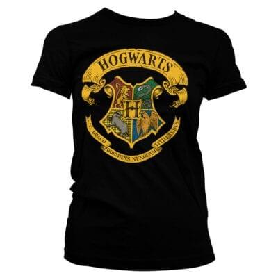harry potter hogwarts ženska majica