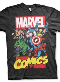 marvel comics majica
