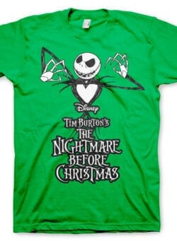 nightmare before christmas majica