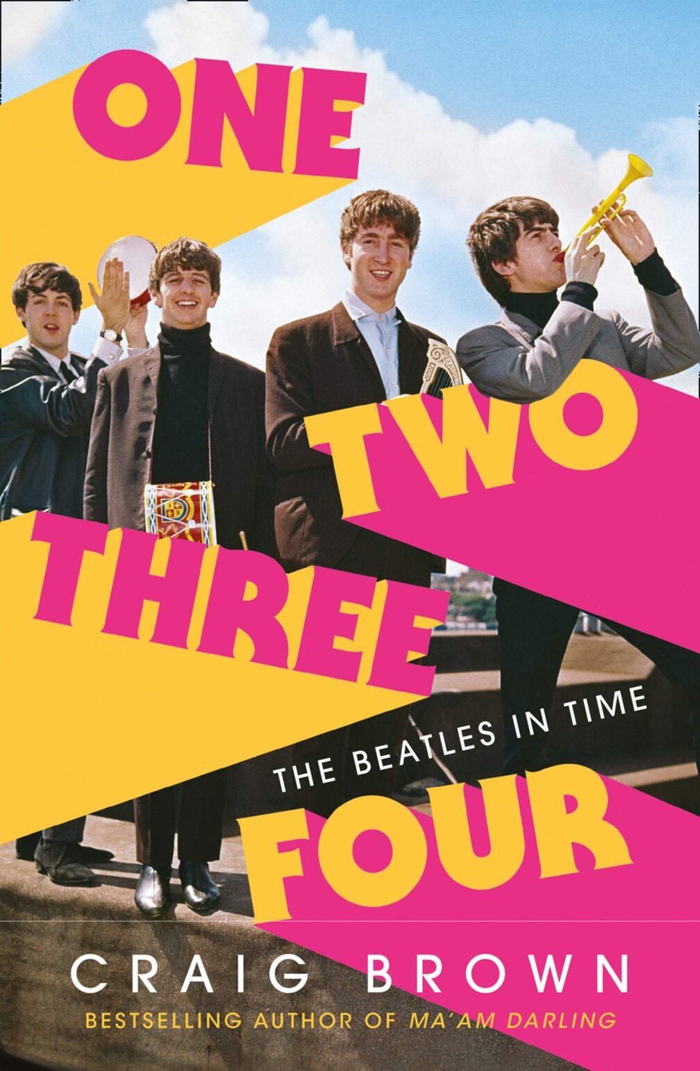 beatles in time