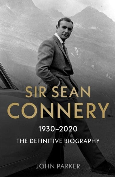 sean connery the definitive biography