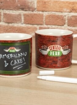 friends chalboard mug