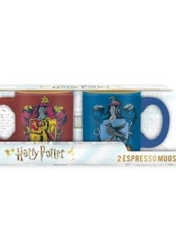 harry potter espresso set