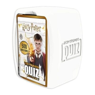 harry potter top trumps quiz