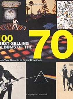 100 best selling albums 70s