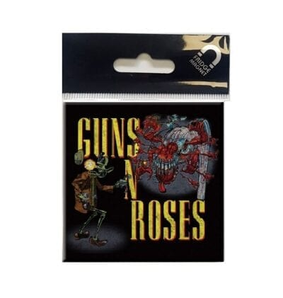 guns n roses magnet