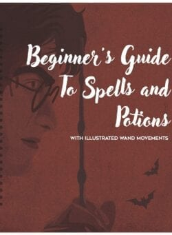 harry potter guide to spells
