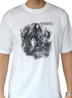hobbit majica